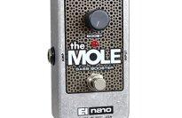 Electro-Harmonix The Mole Nano Bass Boost Guitar Effects Pedal