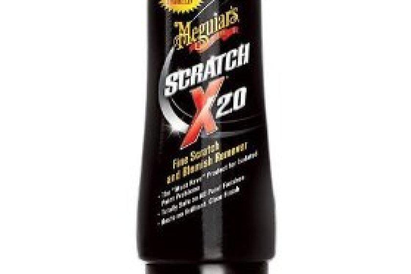 Meguiar's ScratchX 2.0 Scratch Remover