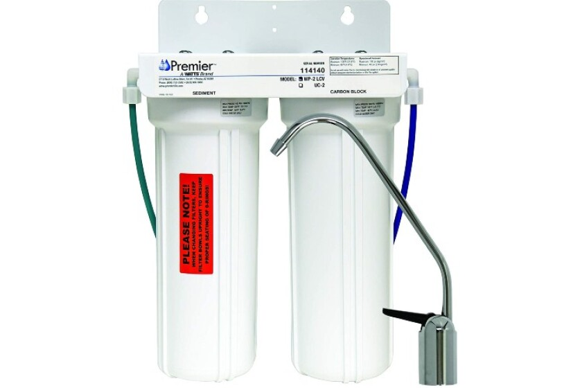 best Watts Premier WP-2 LCV Two-Stage Water Filter
