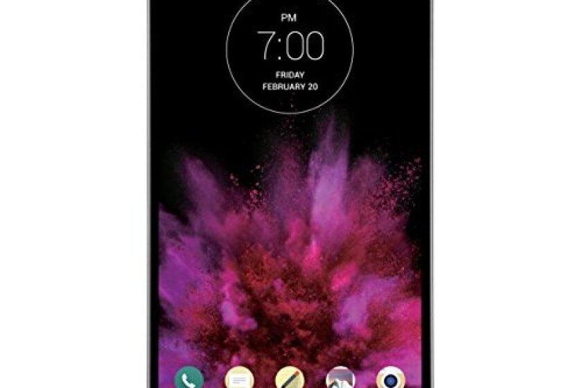 LG G Flex2, Platinum Silver 32GB (Sprint)