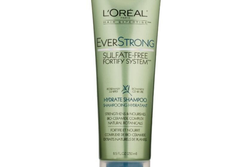 L'Oreal Paris EverStrong Sulfate-Free Hydrate Shampoo