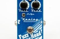 Keeley Fuzz Head Pedal
