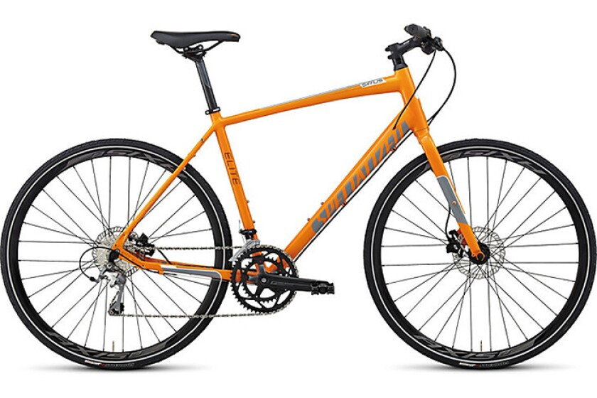 Specialized Sirrus Elite Disc Hybrid Bike