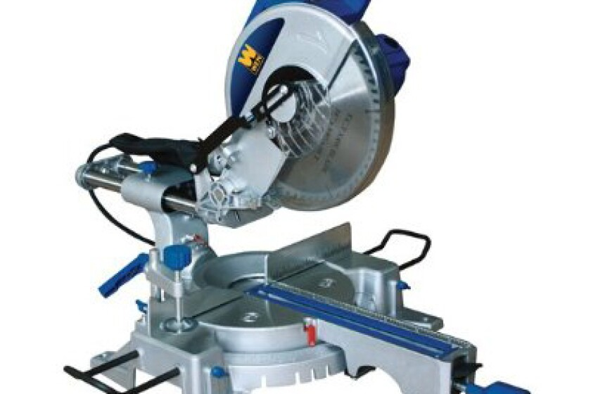 WEN 10-Inch Sliding Compound Miter Saw
