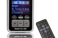 Satechi Soundfly AUX MP3 Player Car FM Transmitter