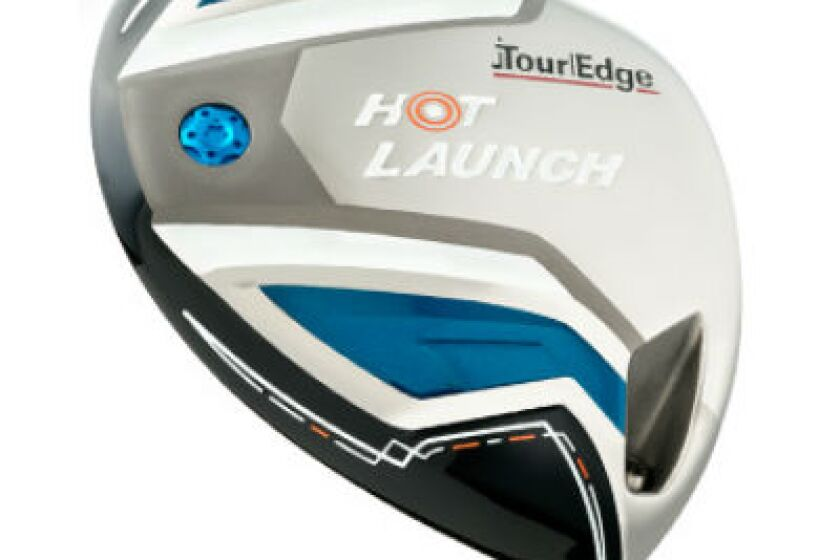 Tour Edge Hot Launch Adjustable Driver