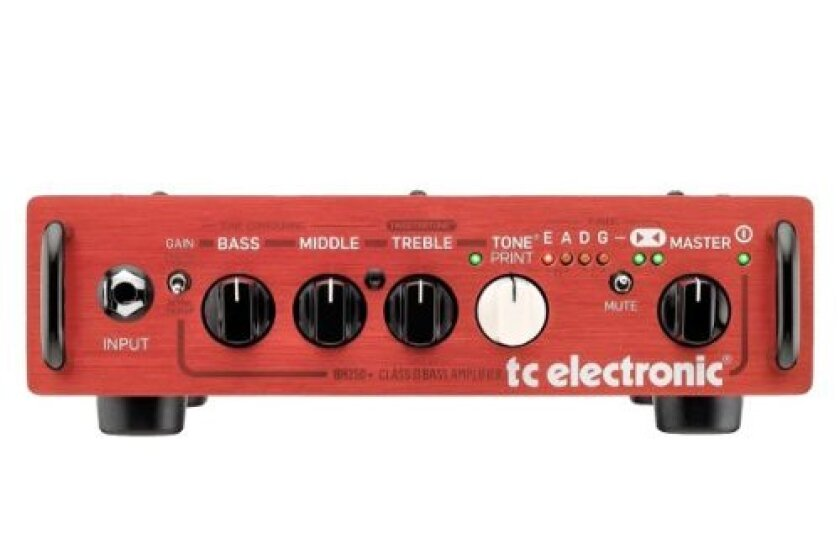 TC Electronic BH250 250 Watt Bass Head