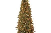 GKI Bethlehem Pre-lit 7-1/2 Foot Slim Green River Spruce
