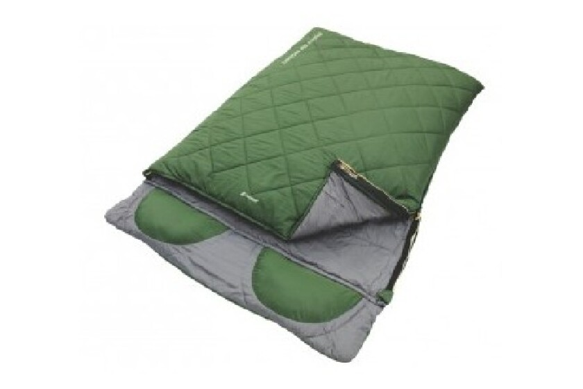 best Outwell Contour Double Sleeping Bag