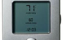 Carrier's Edge Programmable Thermostat