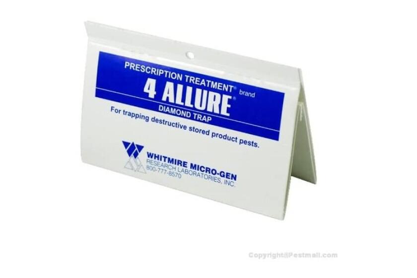 best Allure 6 Diamond Shaped Pantry Pest Moth Control Pheromones Traps