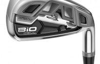 Cobra Men's Bio Cell Silver Golf Iron Set