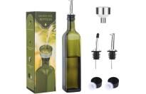 Best 17oz Glass Olive Oil Dispenser
