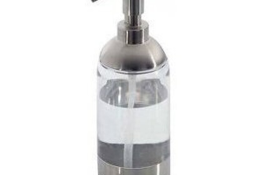 Forma Soap Dispenser
