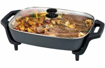 "Oster DuraCeramic 12x16"" Electric Skillet"