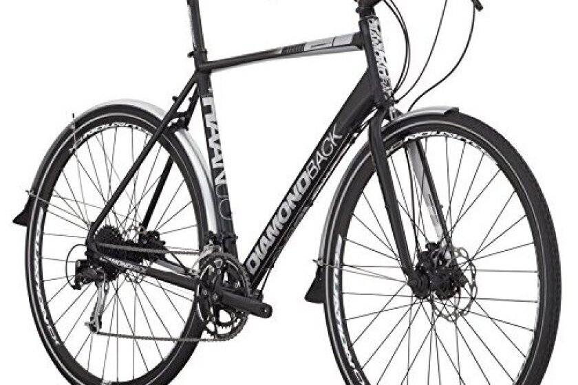 Diamondback Bicycles 2015 Haanjo Metro Plus Complete Alternative Road Bike