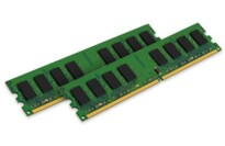 Kingston ValueRAM 2GB PC2-5300 DDR2 DIMM Memory Kit