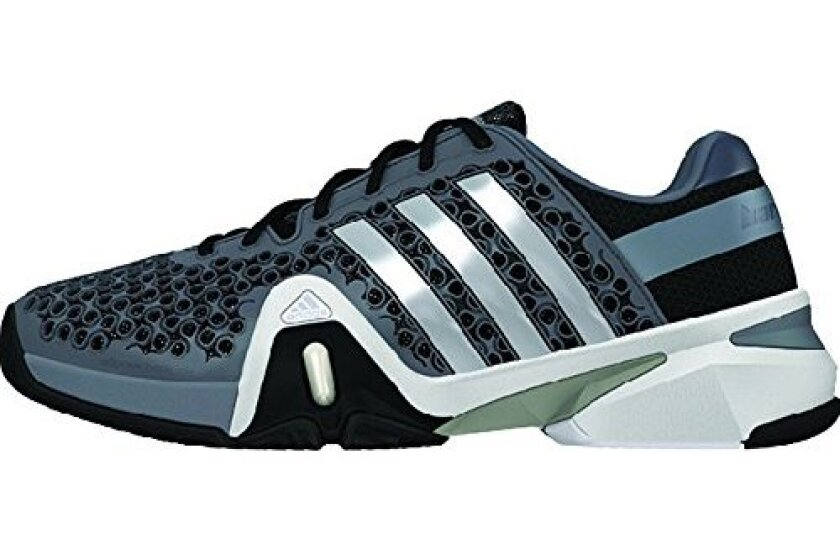 Adidas adiPower Barricade 8+ Mens Tennis Shoe