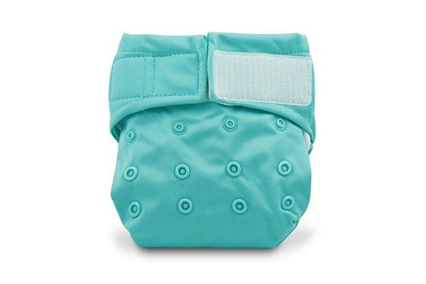 best Bumkins Snap in One Cloth Diaper