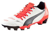 PUMA evoPOWER 4.2 FG JR Firm Ground Youth Soccer Cleats