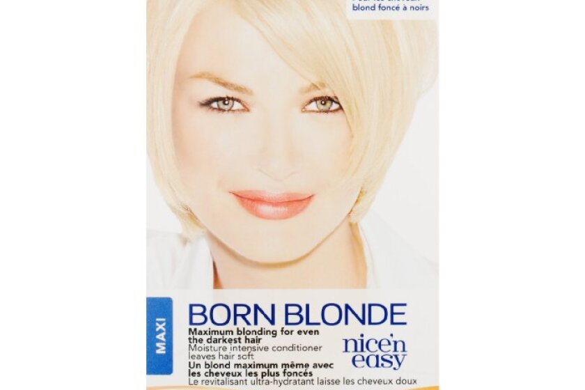 Clairol Born Blond by Nice N' Easy