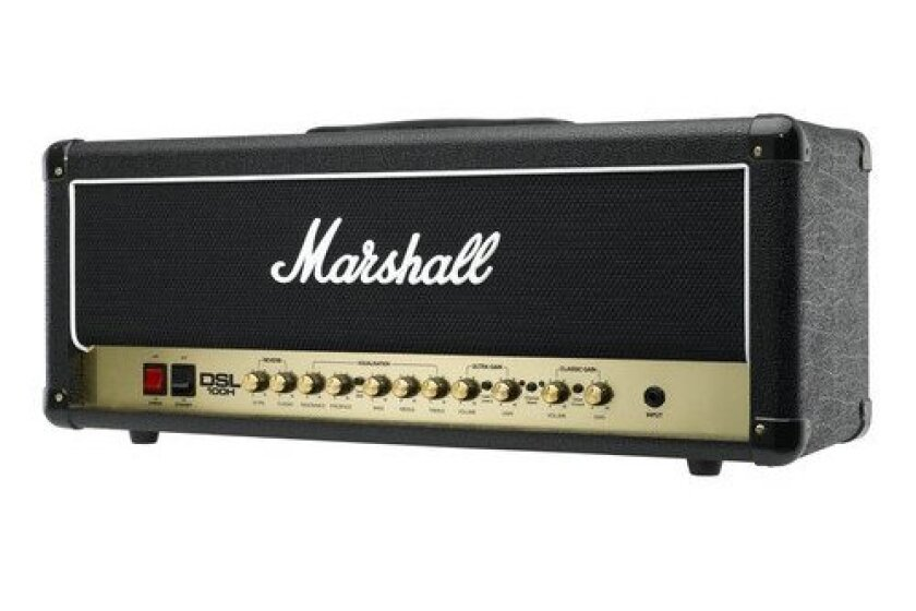 Marshall DSL Series DSL100H Guitar Amplifier Head