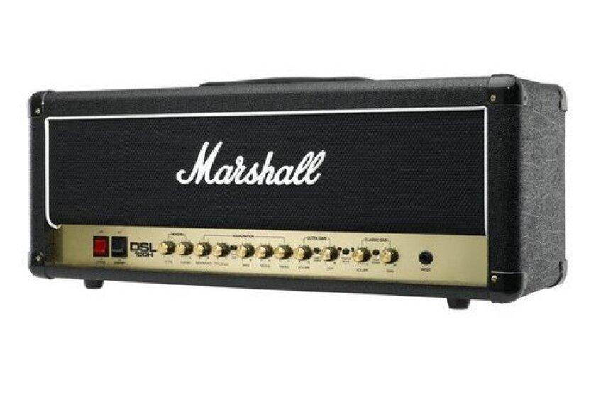 Marshall DSL Series DSL100H Guitar Amplifier Head