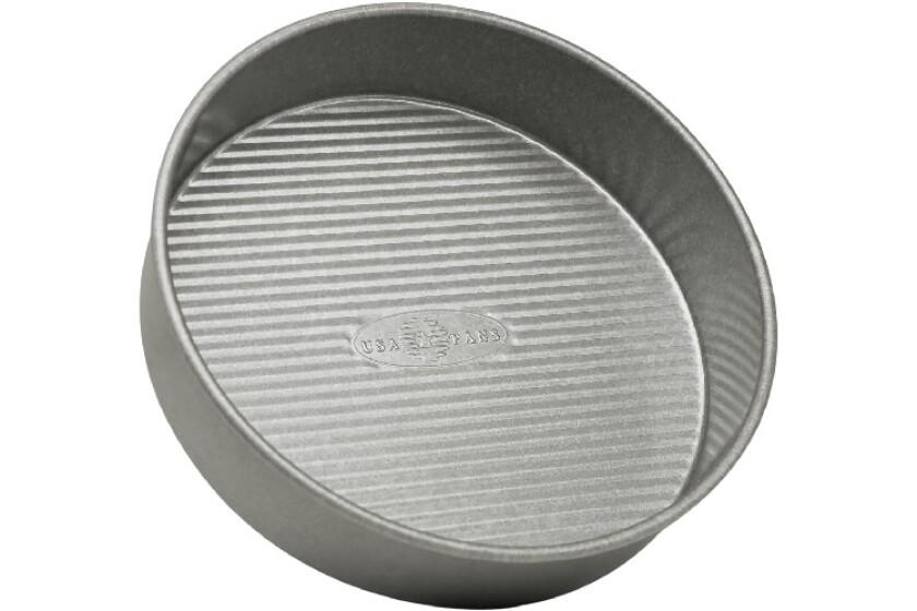 best USA Pans Aluminized Steel Cake Pan