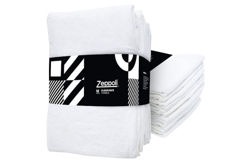 Best 12-Pack Flour Sack Kitchen Towel