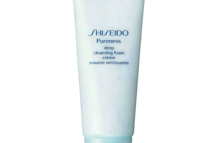 Shiseido Pureness Deep Cleansing Foam Skincare