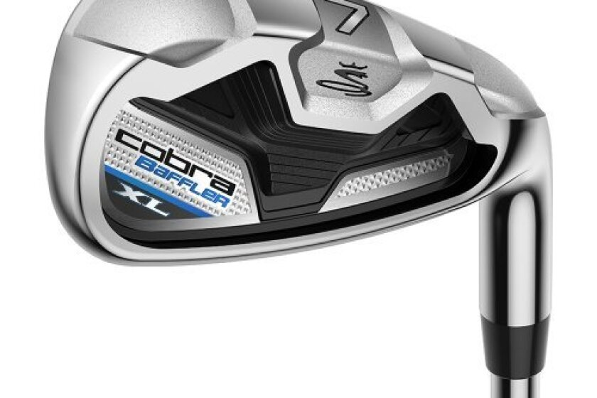 Cobra Men's Baffler XL Golf Iron Set