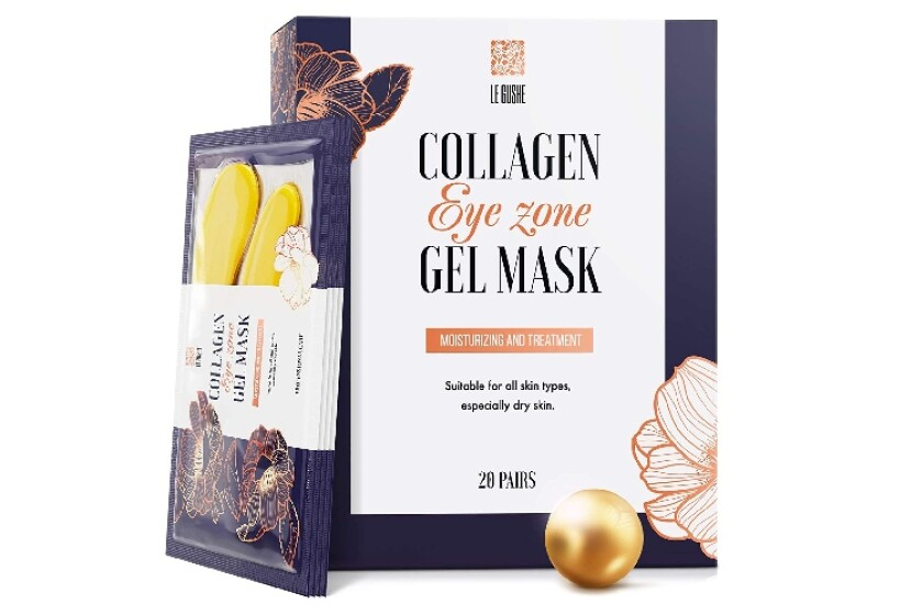 Best 24K Gold Under Eye Mask