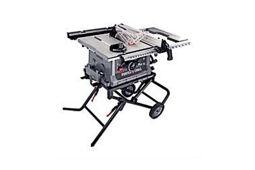 """best Porter Cable PCB 220TS 10"""" JobSite Table Saw"""