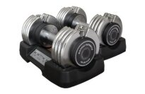 Bayou 2x25lb Adjustable Dumbbells