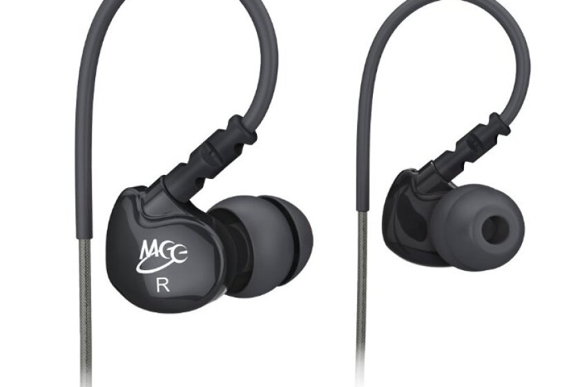 MEElectronics Sport-Fi M6 Noise-Isolating In-Ear Headphones