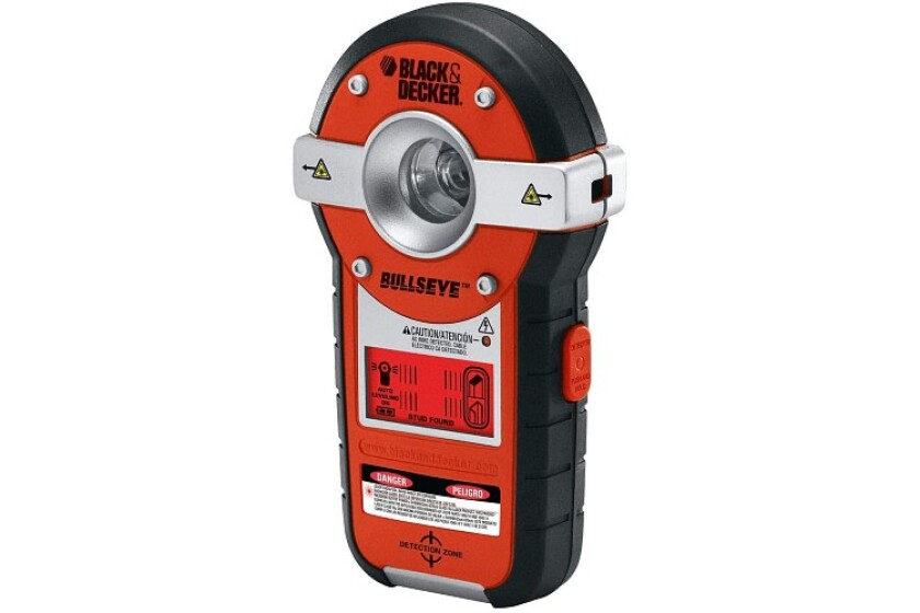 best Black & Decker Bullseye Auto-Leveling Laser W/ Stud Finder