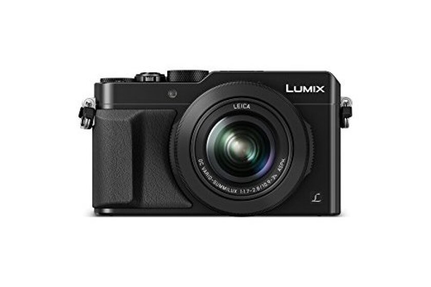 Panasonic LUMIX LX100 12.8 MP Point and Shoot Camera
