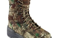 "RedHead Bone-Dry Buckhorn Insulated 9"" Hunting Boots for Men"