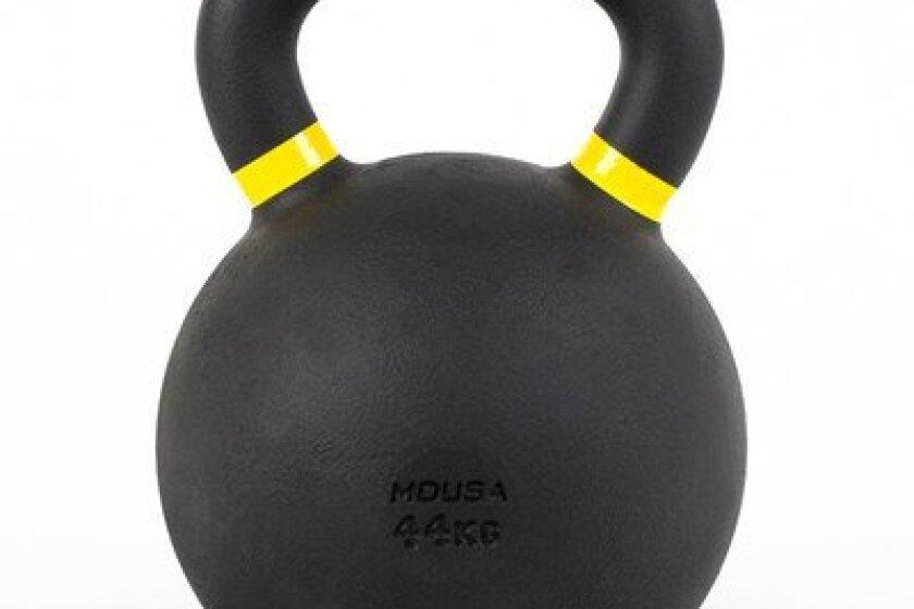 MDUSA V4 Black Series Kettlebell