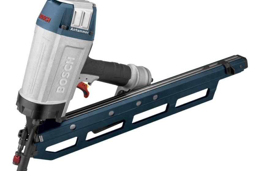 Bosch SN350-34C, Clipped Head Framing Strip Nailer