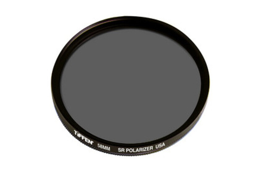 Tiffen 58mm SR Linear Polarizer