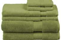 Eco Low Twist 6 Piece Towel Set