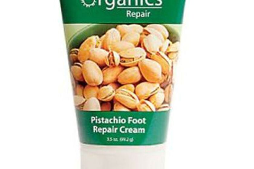 Desert Essence Perfect Pistachio  Foot Repair Cream