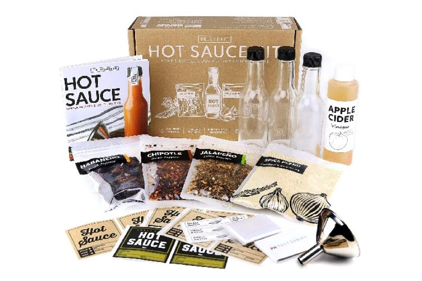 Best Deluxe Hot Sauce Making kit