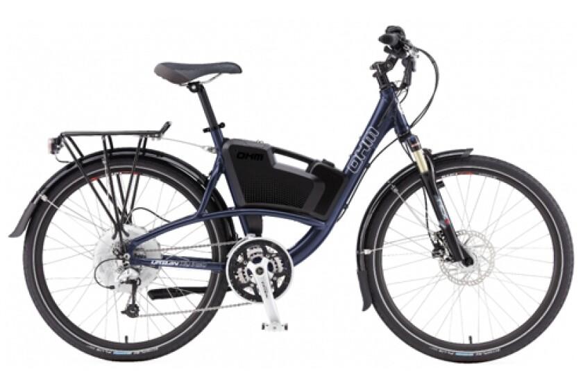 OHM Urban XU 700 Electric Bicycle