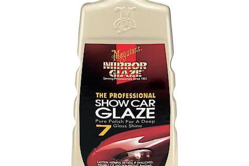 Meguiar's M-0716 Mirror Glaze Professional Show Car Glaze