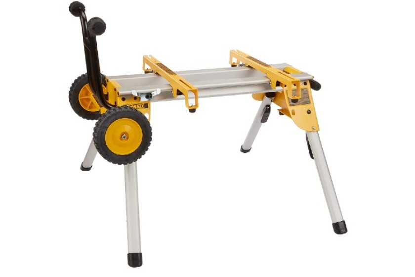 best rolling saw horse