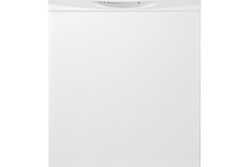 """Whirlpool WDP350PAAW 24"""" Portable Full Console Dishwasher"""