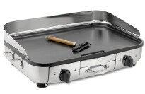 """All Clad All-Clad Electrics 20 x 13"""" Stainless Steel Electric Griddle"""