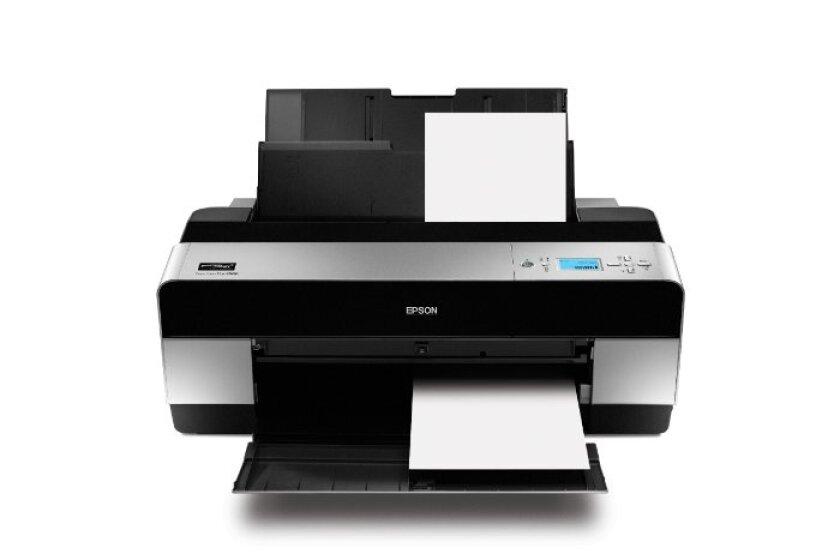 Epson Stylus Pro 3880 Color Inkjet Printer